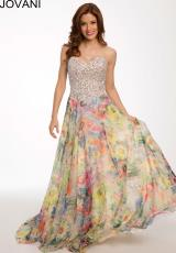 Jovani 22775.  Available in Multi