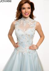 Jovani 92272.  Available in Light Blue, Pink