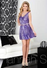 Hannah S 27027.  Available in Black, Gold, Lavender