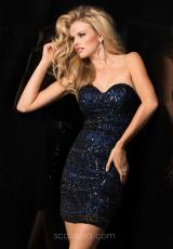 Scala 48431.  Available in Black/Royal, Platinum