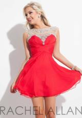 Rachel Allan 4037.  Available in Neon Pink, Purple, Red