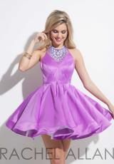 Rachel Allan 4041.  Available in Light Coral, Lilac