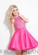 Rachel Allan 4056.  Available in Fuchsia, Mint