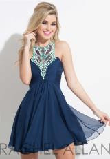 Rachel Allan 4078.  Available in Navy, White