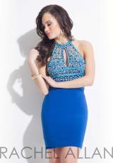 Rachel Allan 4079.  Available in Black, Royal