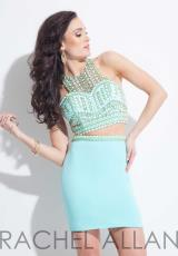Rachel Allan 4080.  Available in Coral, Mint