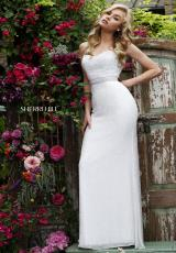 Sherri Hill 11305.  Available in Ivory