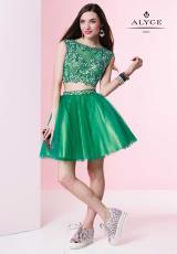 Alyce Short Dress 4437