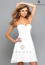 Faviana Dress 7650