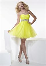Hannah S 27666.  Available in Daffodil/Teal, Pink/Orange, Turquoise/Lime, White/Red