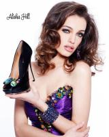 Alisha Hill Shoes AlishaS1143.  Available in Black