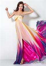 Jovani 3006.  Available in Fuchsia/Purple