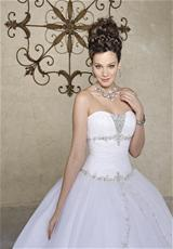 2014 Vizcaya Quinceanera Sweetheart Dress 87034
