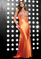 2013 Jasz Couture Long Fitted Prom Dress 4072