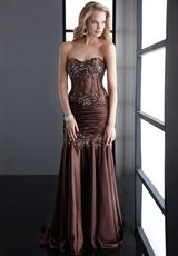Jasz Couture 4515.  Available in Brown