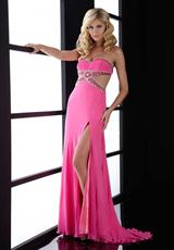 Jasz Couture 4558.  Available in Fuchsia
