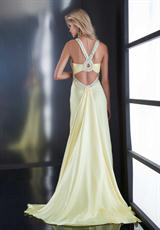Jasz Couture 4575.  Available in Purple, Yellow