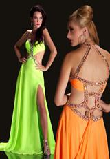 Cassandra Stone 50014A.  Available in Neon Lime, Neon Orange