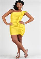 Atria Sale Dresses 6044.  Available in Yellow