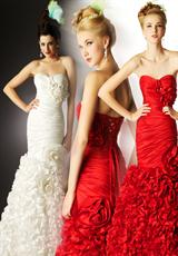 MacDuggal 6136H.  Available in Red, White