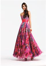 2013 Faviana Colorful A Line Prom Dress 6901