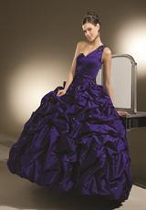 2013 Vizcaya Quinceanera Pick Up Skirt Dress 87083