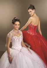 2014 Vizcaya Quinceanera Sweetheart Dress 87085