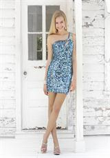 Blush 9385.  Available in Turquoise