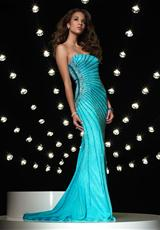 2014 Strapless Alyce Paris Homecoming Dress Style 8887