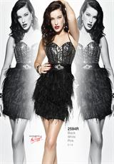 MacDuggal Cocktail 2594M.  Available in Black