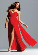2013 Faviana Long A Line Prom Dress 6428