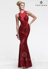 Faviana 7331.  Available in Black, Cognac, Light Silver, Navy, Red, Royal, Sea Turq, White