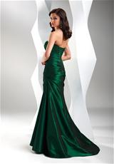 Green Cocktail Dress on Flirt P1503 At Prom Dress Shop