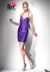 2013 Sweetheart Halter Flirt Prom Dress PF4123