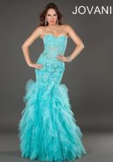 Jovani 1531.  Available in AquaEXS, Blush, GoldEXS, Grey, LilacEXS, Navy, Orange, Red, Turquoise, White