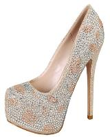 Blossom-Footwear Kinko-5.  Available in Champagne Sparkle