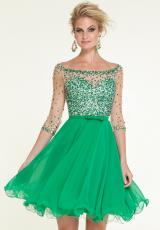 Mori Lee Sticks & Stones 9301.  Available in Emerald, Gold