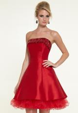Mori Lee Sticks & Stones 9316.  Available in Black, Red