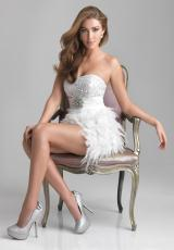 2013 Short Night Moves Party Dress 6670