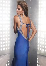 Jasz Couture 4301.  Available in Royal, White