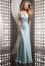 Jasz Couture 4349.  Available in Purple, Sky Blue