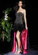 2013 Alyce Feather Skirt Prom Dress 2182