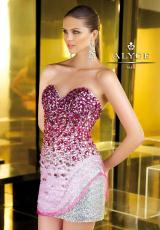 2013 Alyce Short Fitted Prom Dress 2202
