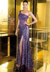 2013 Alyce Long Homecoming Dress 2204