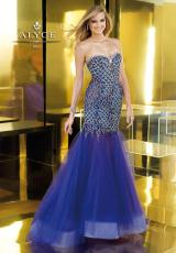 2014 Alyce Amazing Fitted Bodice Prom Dress 2231