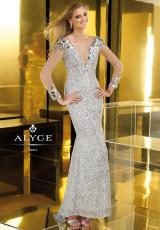 Alyce 2246.  Available in Black/Black, Silver