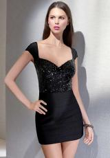 2013 Alyce Short Fitted  Prom Dress 5462