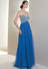 2013 Alyce Long Flowy Prom Dress 5485
