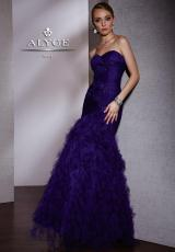 Alyce 5510.  Available in Almondine, Purple