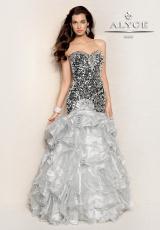 2013 Alyce Sweetheart Homecoming Dress 6008